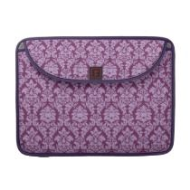 Alyssum and African Violet Damask macbook sleeves by dpeagreendesigns: http://www.zazzle.com/dpeagreendesigns/gifts?cg=196774135086330938#=238530046788923484