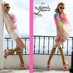 ¡Dale un toque personal a los looks que tanto te gustan para crear los tuyos propios! Estas medias hasta la rodilla de nuestra colección Primavera/Verano, son perfectas para dar el primer paso... ¡Encuentra el look perfecto con Ysabel Mora! #Moda #YsabelMorayTú #Medias