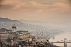 Budapest, Hungary. One of my favourite cities!