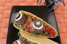 Spooky Eyeball Tacos recipe