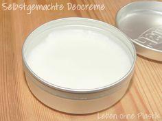 Deocreme selber machen ist ziemlich einfach und das ganze wirkt tatsächlich. Die Deocreme ist plastikfrei...