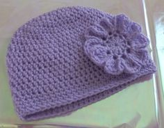 FREE Crochet Hat Patterns-crochet hats-free crochet patterns-baby hats