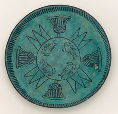 """Bowl, Egypt, New Kingdom, 18th dynasty """""""