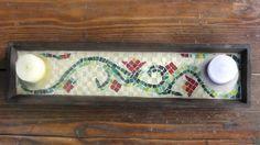 portavelas mosaico veneciano