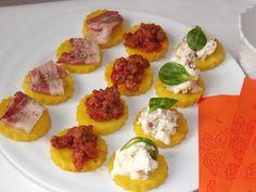Bruschette di polenta (la Buona Cucina di Katty)