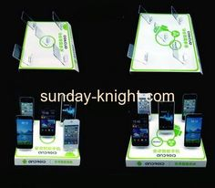 Display stand manufacturers customized cell phone stand display CPK-097