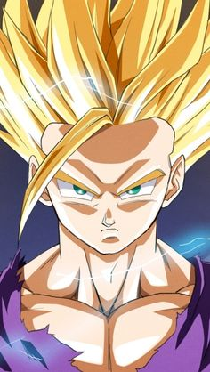 Super Saiyan 2 Gohan #dbz Also see #cartoon pics…