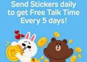 Get Free Recharge of Rs 130 with LINE Android App | Free Mobile/PC Apps & News Updates