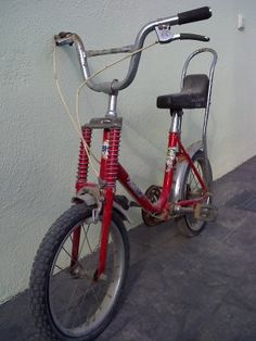 Bicicross BH. Auténtica.