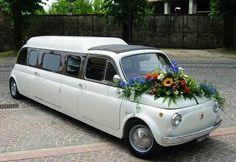 Fiat 500 Limousine. ★。☆。JpM ENTERTAINMENT ☆。★。