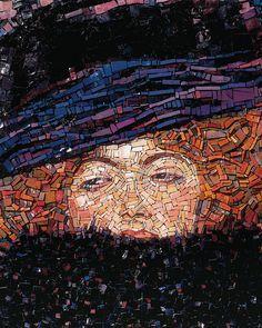 Risultati immagini per gustav klimt mosaici