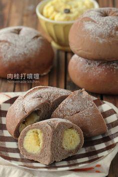 肉桂打噴嚏: 【試讀試做】咖啡拿鐵歐式麵包