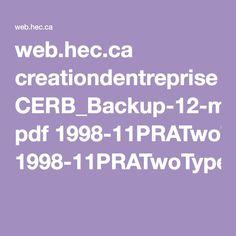 web.hec.ca creationdentreprise CERB_Backup-12-mai-2008 pdf…