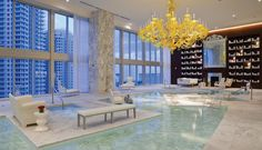 Griffintown Condo | YOO Montreal - Inspired by Starck!