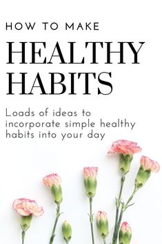 It is the small daily habits that support your bigger goals of living a healthy and more balanced life! Tap here for easy ideas to create those useful habits that will be a catalyst for a healthier, more vibrant and happier life! Wellness Tips, Health And Wellness, Health Advice, Health Fitness, Healthy Living Tips, Healthy Habits, Healthy Morning Routine, Morning Routines, Latest Health News