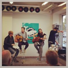 #theeclecticmoniker #mobydisc #instore #concert #odense www.thisisodense.dk/3039/eclectic-moniker-p-posten-afterparty