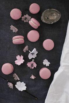 Macarons via Fräulein Klein