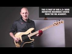 4 Killer Exercises To Whip Your Pick Playing Into Shape! (L#131) - Online Bass Lessons