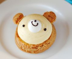 bear cream puff Patisserie Brise (パティスリー・ブリーズ) ♥ Dessert