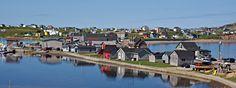 Quebec - Île du Havre aux Maisons, photo credit Michel Julien