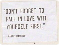 perhatikan dirimu