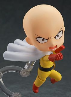 Nendoroid Saitama Series One-Punch Man Manufacturer Good Smile Company Category…