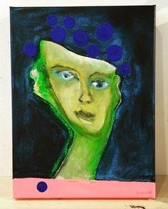 Face by Martin Kalhøj by gallerikalhoej