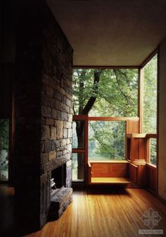 Louis Kahn Architect - Norman Fisher House