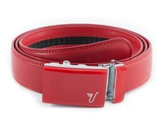Mission Belts are pretty much exactly what I've wanted.  Also, red would be neat.