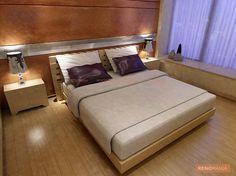 Wooden Flooring, Hardwood, Elegant, Bed, Furniture, Home Decor, Wood Flooring, Classy, Natural Wood
