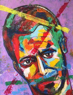 EL NIETO DE PANCHO: LA PLAYA Painting, Art, Beach, Paintings, Art Background, Painting Art, Kunst, Performing Arts, Painted Canvas