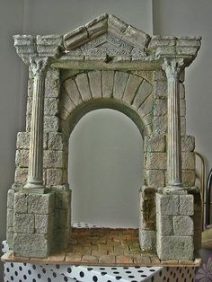 1 million+ Stunning Free Images to Use Anywhere Diy Nativity, Christmas Nativity Scene, Castle Crafts, Warhammer Terrain, 40k Terrain, Temple Ruins, Free To Use Images, Paludarium, Small Buildings