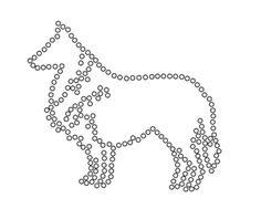 shetland sheepdog knitting pattern - Google-haku
