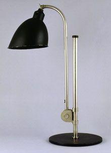 Tischlampe (Dell-Lampe Type K)