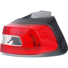 2014-2016 Jeep Cherokee Tail Lamp RH, Outer, Assembly