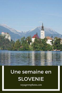 Itinéraire d'une semaine en Slovénie