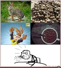 The 17 Funniest Cereal Guy Rage Comics - Rage Comics - Ragestache
