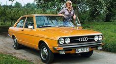 Audi 80 B1 1972-78 - autobild.de