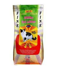 5 kg +1 kg Free Jimmy cat litter