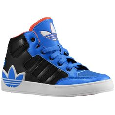 half off 115a9 bcd6c Adidas originals Hard Court Hi Big Logo Boys Grade