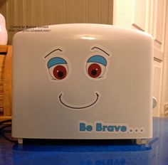 ~ Marilyn's Crafts ~: Brave Little Toaster