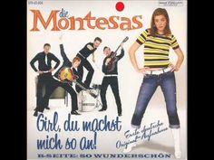 LOS MONTESAS - SO WUNDERSCHON - SOUND FLAT 2004