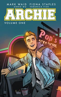 Four teenagers navigate high school in a take on an old classic and the television series, Riverdale. GN ARCHIE V1-3 #book #fiction #ya #comic