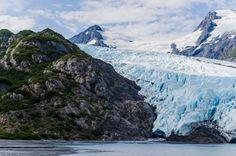A Photo Journey Aboard the Portage Glacier Boat Tour, Alaska