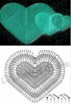 Transcendent Crochet a Solid Granny Square Ideas. Inconceivable Crochet a Solid Granny Square Ideas. Crochet Diagram, Crochet Chart, Crochet Motif, Diy Crochet, Crochet Designs, Crochet Doilies, Crochet Stitches, Crochet Flower Tutorial, Appliques Au Crochet
