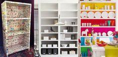 14 ideias super criativas para personalizar a estante | SOS Solteiros