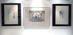 STORIE di SEGNI - Arte grafica a Laveno Mombello. Opere di LENA COSTANTINI in mostra al MIDeC di Cerro