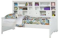 AffordableBookcaseTwin Beds-Rooms To Go KidsFurniture