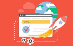 10 Ways to Speed Up Your WordPress Website is means that if your website takes more than three seconds to load, you lose almost half of your visitors before Content Marketing, Digital Marketing, Content Delivery Network, Types Of Technology, Your Website, Professional Logo Design, Creating A Business, Seo Tips, Search Engine Optimization