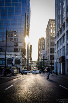 Downtown, Kansas City *